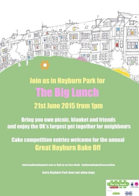 Big Lunch Poster 2015