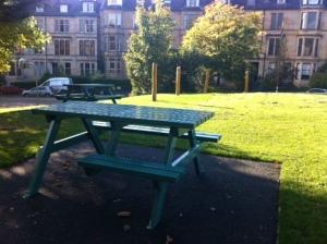 Park 1 Bench
